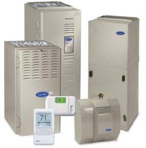 air handler heater electric