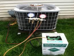 reparación del condensador