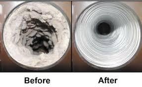 Dirty Dryer vent